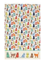Catwalk Cotton Tea Towel