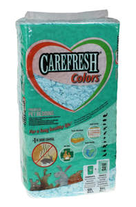 Carefresh Animal Bedding 10L - Blue