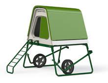 Eglu Go UP Chicken Coop - Leaf Green