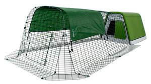 Eglu Go Rabbit Hutch with 2m Run Package  - Leaf Green