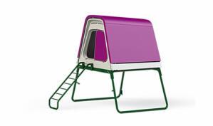 Eglu Go UP Chicken Coop with Accessories - Purple