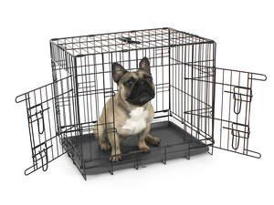 """Fido Classic Dog Crate 24"""" (071.0024)"""