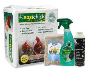 Chicken Keeping Basic Starter Pack