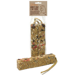 Naturals Fruit & Nut Sticks Chicken Treats 150g