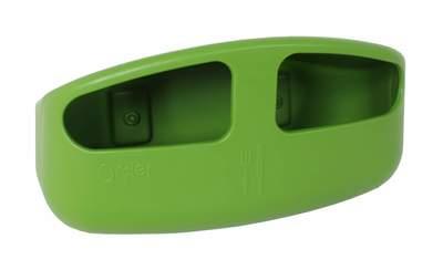 Eglu Cube Mk2 Feeder Green