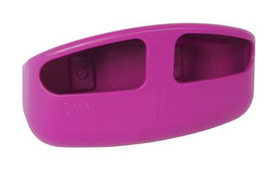 Eglu Cube Mk2 Feeder Purple