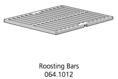 Cube Mk2 Roosting Rack