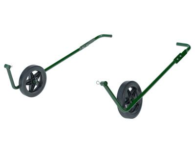 Eglu Cube Mk2 Wheels