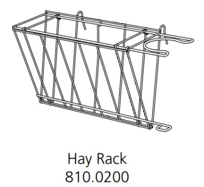 Hayrack water bottle holder