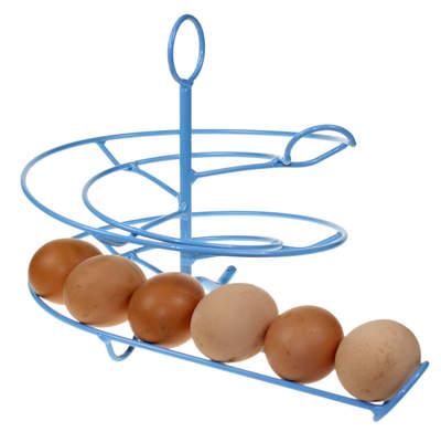 Egg Skelter 24 - Cornflower Blue for Medium to Large Eggs