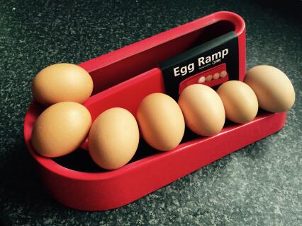 Perfect way to store and choose perfect eggs