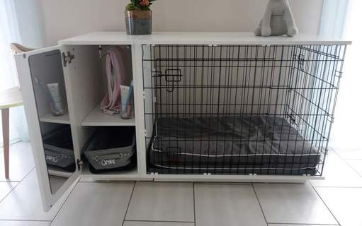 Notre Niche Fido Studio 36 pour notre chien Beagle