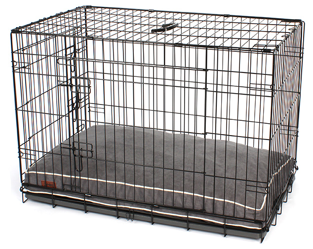 Every size of Fido Classic has an optional fitted bed